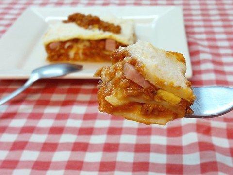 Alberobello - Lasaña especial - Pizzería Alberobello