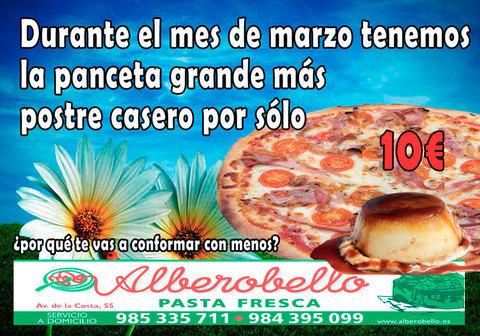 Alberobello -  Promoci�n marzo - Pizzer�a Alberobello
