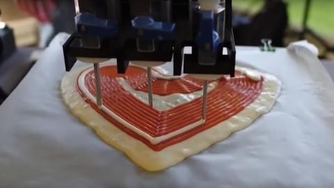 Alberobello - La nasa desarrolla una impresora de pizzas - Pizzería Alberobello